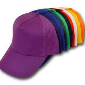 חולצות וכובעים